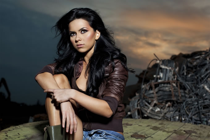 Inna, nominalizata la Best Romanian Act pentru MTV Europe Music Awards Madrid 2010