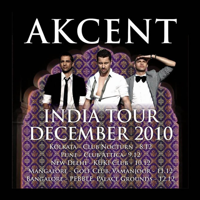 Akcent – My Indian Passion