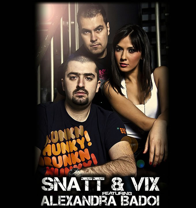 Snatt & Vix featuring Alexandra Badoi - Cold Shower (Markus Schulz Big Room Reconstruction)