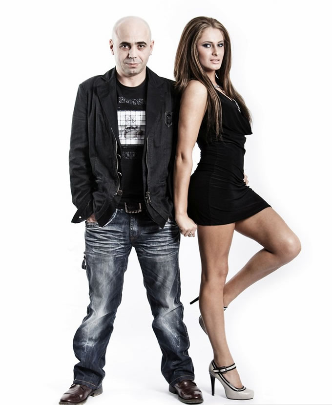 Dj Sava featuring Raluka - Love You