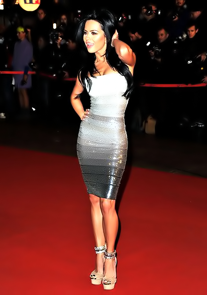Inna @ NRJ Music Awards Cannes 2011