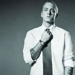 Eminem most liked on Facebook