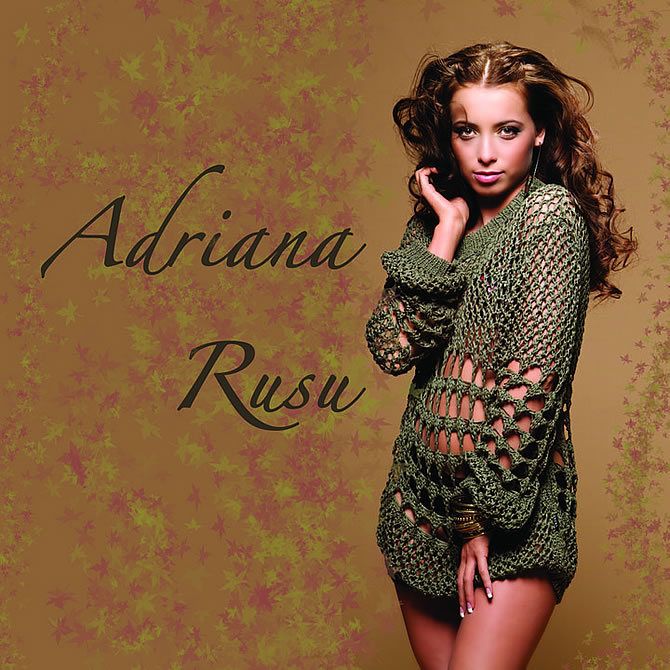 Single | Adriana Rusu - Boy