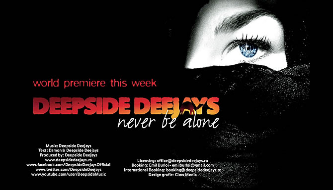 Deepside Deejays – Never Be Alone