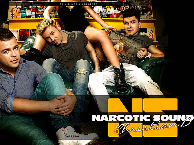 Narcotic Sound and Christian D - Danca Bonito