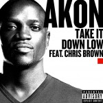 Single | Akon featuring Chris Brown - Take it down low