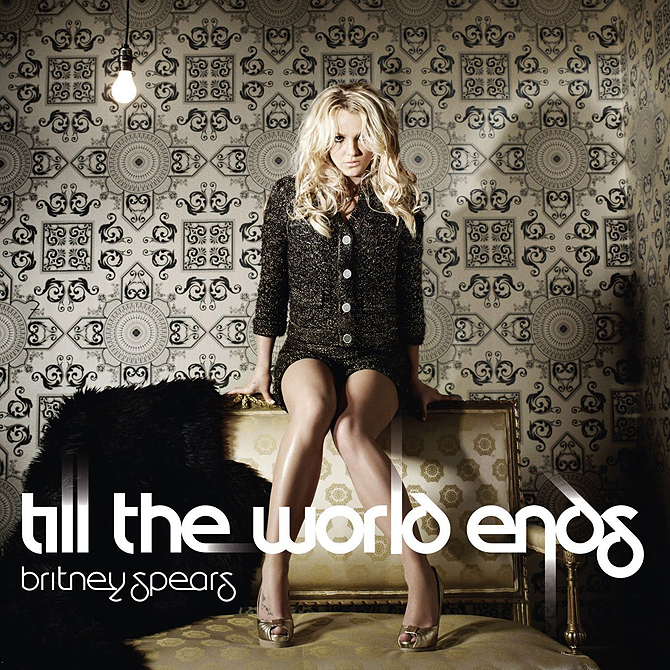 Teaser Videoclip | Britney Spears - Till the world ends