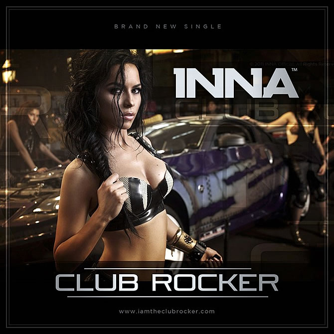 Single | Inna - Club Rocker