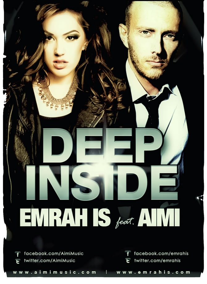 Single Nou | Emrah Is featuring Aimi - Deep inside