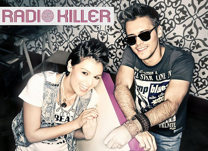 Radio Killer ... pe locul 1 in UK