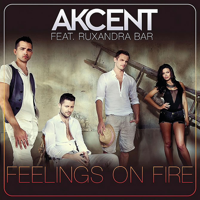 Videoclip | Akcent featuring Ruxandra Bar - Feelings on fire