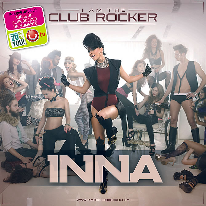 "Inna - ""I Am The Club Rocker"""