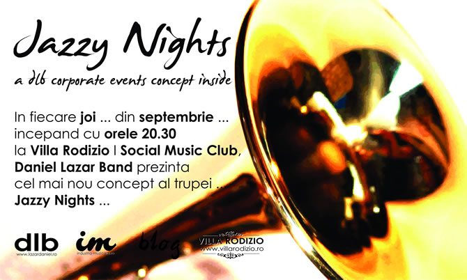 Concerte in Bucuresti | Jazzy Nights