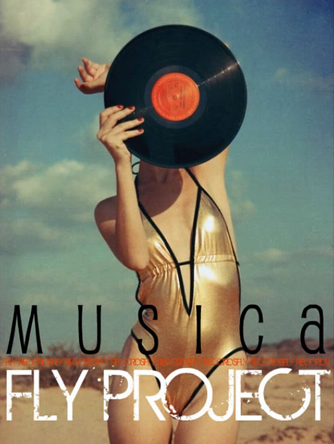 Single | Fly Project - Musica