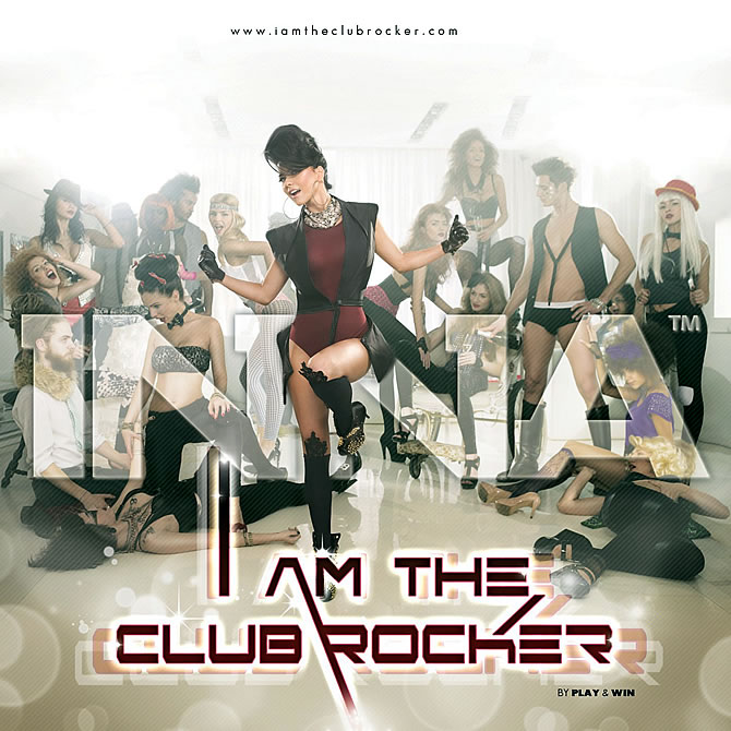 Teaser Album | Inna - I Am The Club Rocker