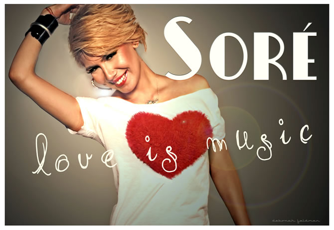Teaser Videoclip | Sore - Love is music