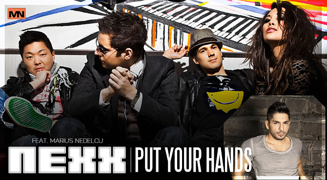 Nexx featuring Marius Nedelcu - Put your hands