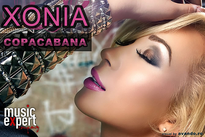 Single | Xonia - Copacabana