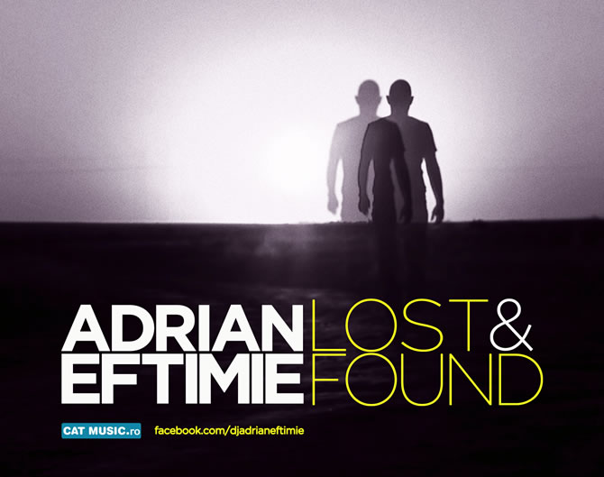 Adrian Eftimie - Lost and Found