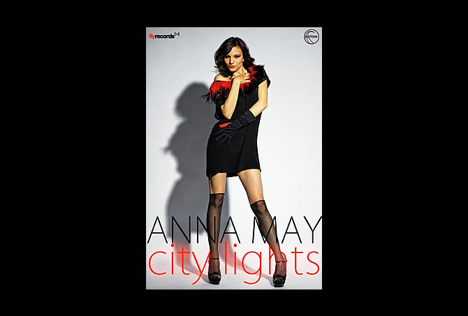 Anna May - City Lights