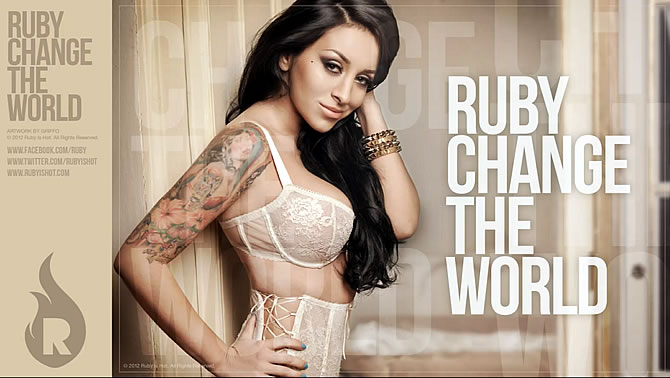 Ruby - Change the world