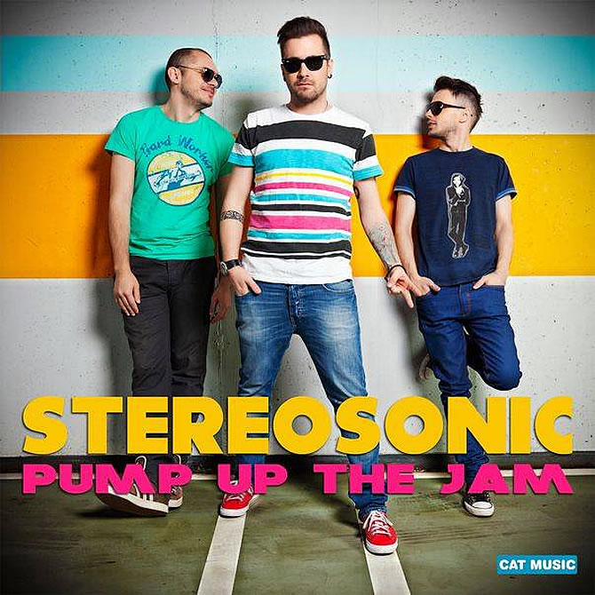 Stereosonic - Pump Up The Jam