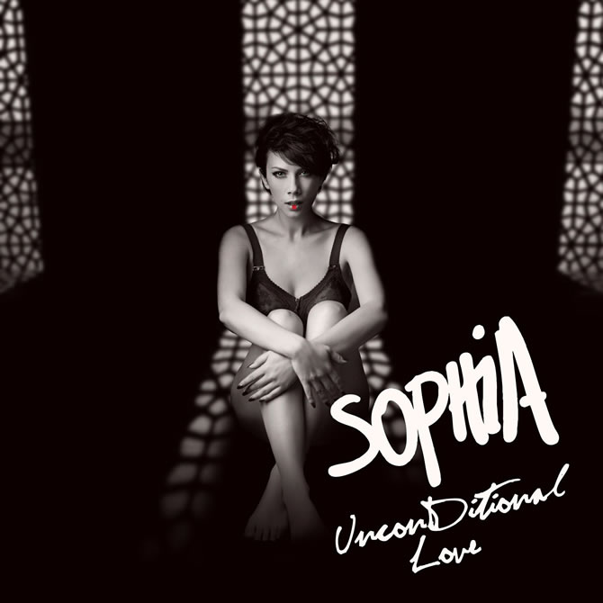 "Sophia a lansat ""Unconditional Love"""