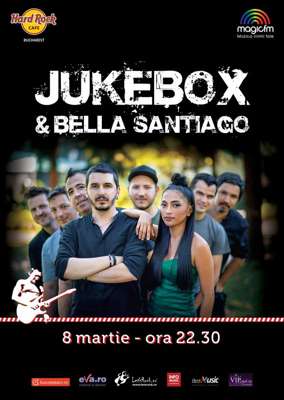 """Love the girls"" cu Jukebox si Bella Santiago"